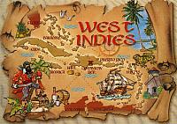 Caribic 15 (The West Indies)